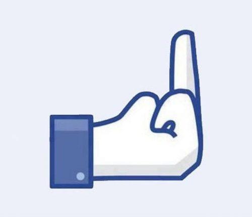 Facebookよくないねボタン