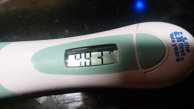 華氏体温計